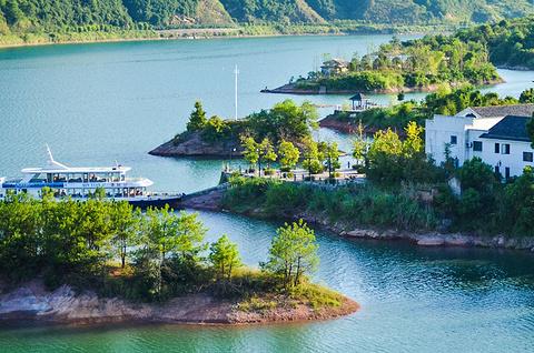千岛湖景区的图片