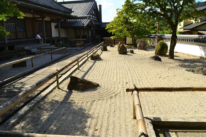 """""""光明禅寺的日式花园十分有名_光明禅寺""""的评论图片"""