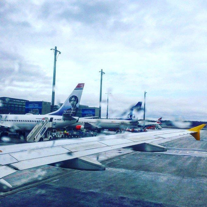 奥斯陆国际机场图片