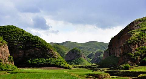 火石寨国家地质(森林)公园旅游景点攻略图