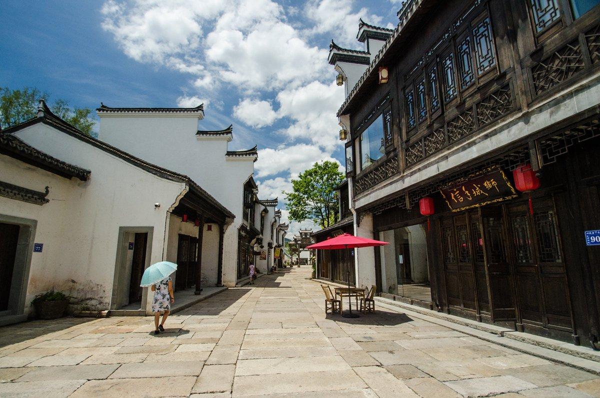 【心 · 旅生活】休闲度假寻水下千年古城