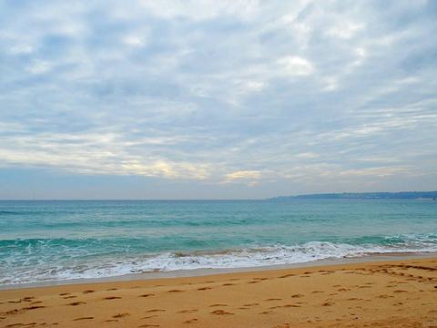 后湾旅游景点图片