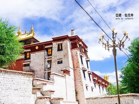 色拉寺旅游景点图片