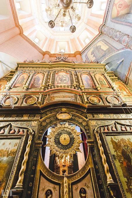 圣瓦西里升天大教堂图片