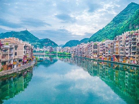 上舞阳河风景区旅游景点图片