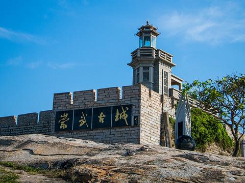 崇武古城旅游景点图片