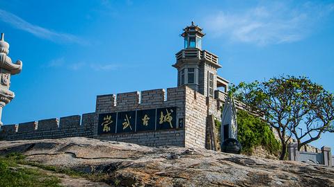 崇武古城的图片