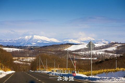 阿寒摩周国立公园旅游景点攻略图