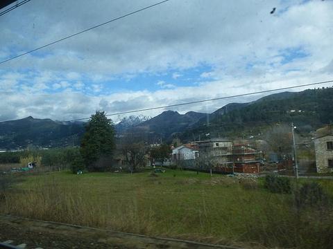 拉斯佩齐亚火车站旅游景点攻略图
