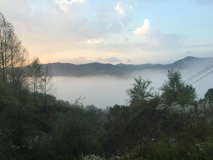 长白山北坡图片