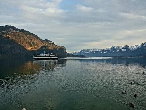 沃尔夫冈湖旅游景点图片