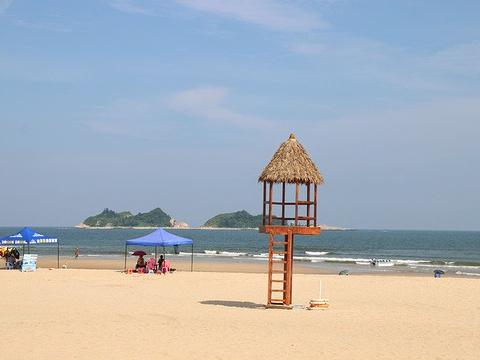恒大滨海沙滩旅游景点图片