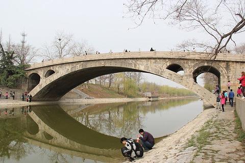 赵州桥旅游景点攻略图