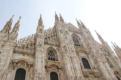 米兰大教堂旅游景点攻略图
