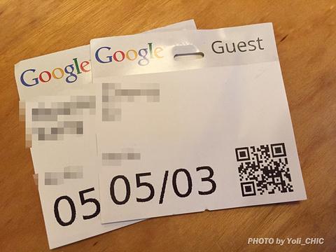Google旅游景点攻略图