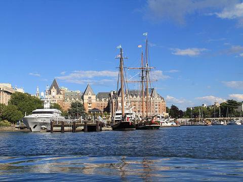 维多利亚内港旅游景点图片