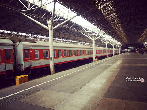 上海南站旅游景点攻略图