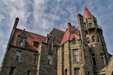 橡树城堡的图片