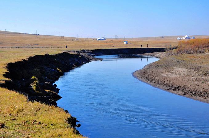 莫日格勒河图片