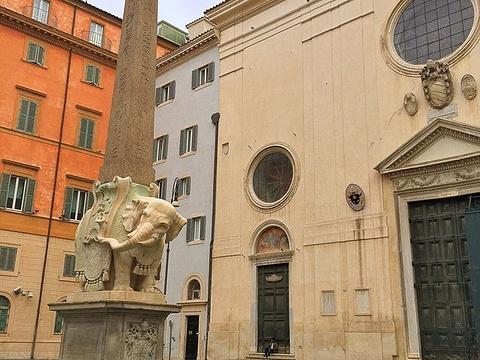 神庙遗址圣母堂旅游景点图片