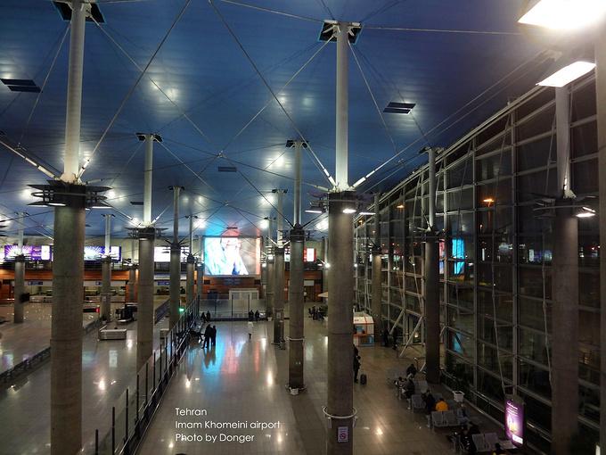伊玛目·霍梅尼国际机场图片