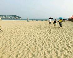 夏末秋初赶上沙滩尾班车@海陵岛2天游