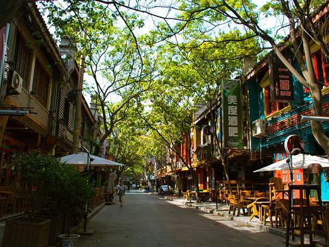 酒吧一条街旅游景点图片