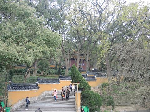 法雨寺旅游景点攻略图