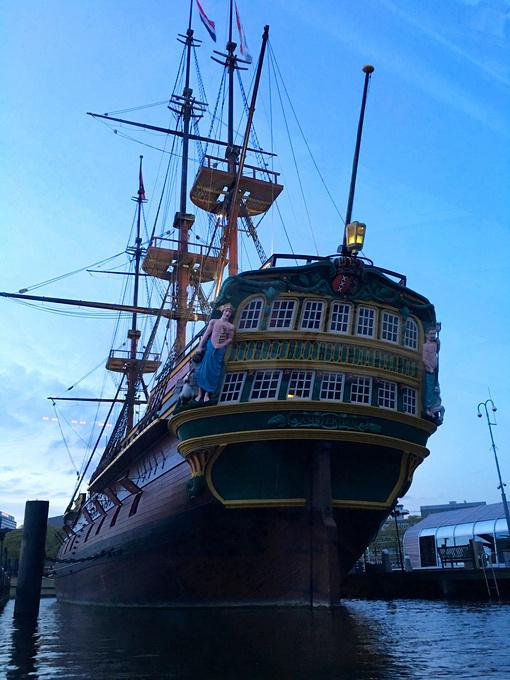 Woonbootmuseum图片