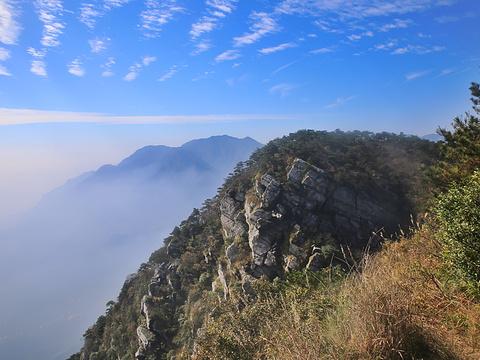 五老峰旅游景点图片