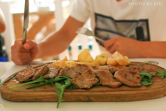 米岛海边餐厅图片
