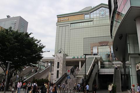 日本桥高岛屋百货旅游景点攻略图