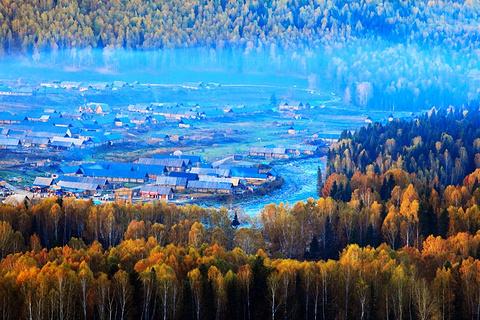 伊犁旅游图片