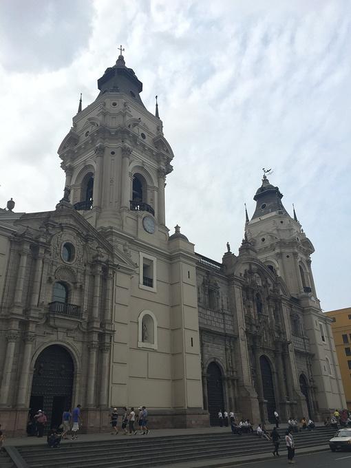 利马大教堂图片
