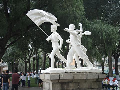 斯大林公园旅游景点图片