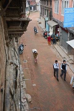 塔丘帕街旧城广场旅游景点攻略图