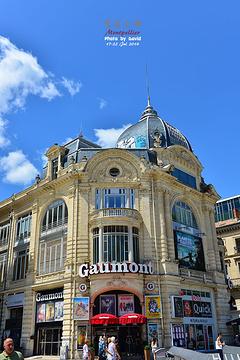戏剧广场旅游景点攻略图