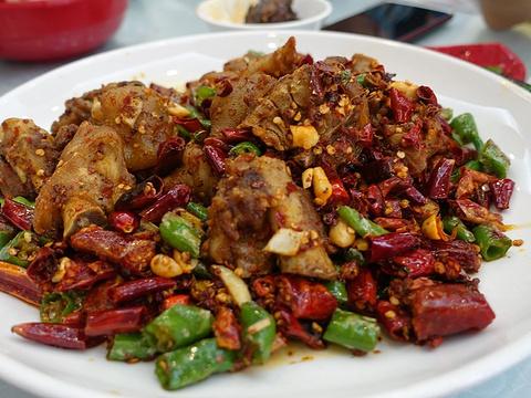 廖老妈蹄花(陕西街店)旅游景点图片