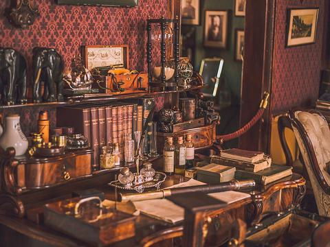 福尔摩斯博物馆旅游景点图片