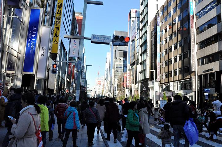 2017象征日本自然、历史、现代的三大景点(富
