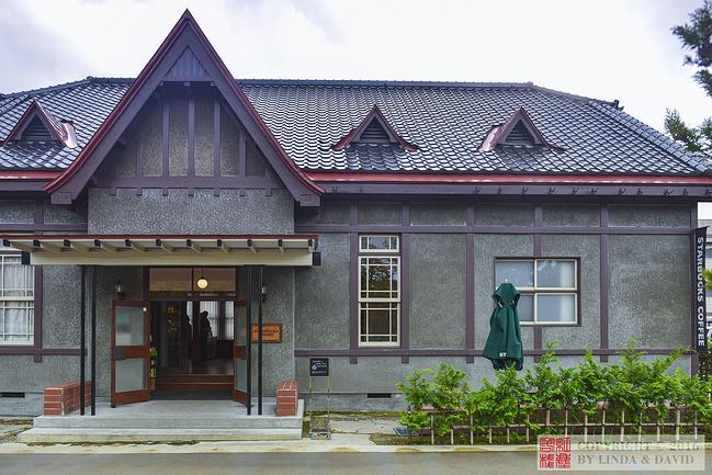 星巴克弘前公园前店图片