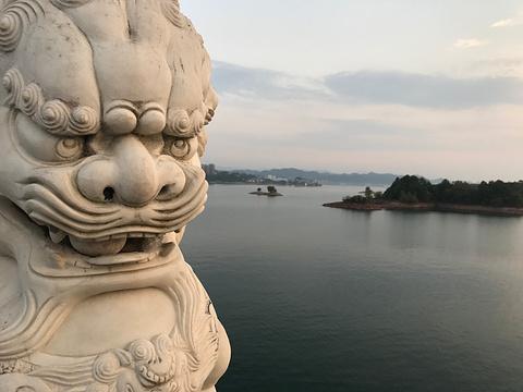 千岛湖大桥旅游景点图片