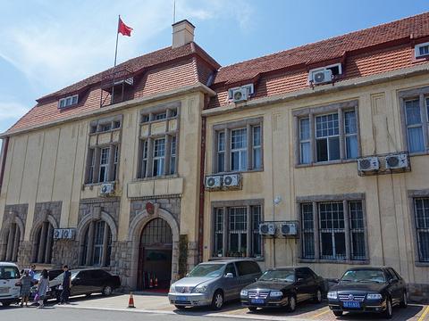 德国第二海军营部大楼旧址旅游景点图片