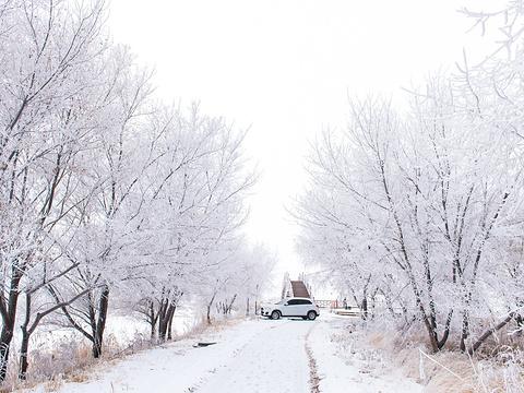连环湖景区旅游景点图片