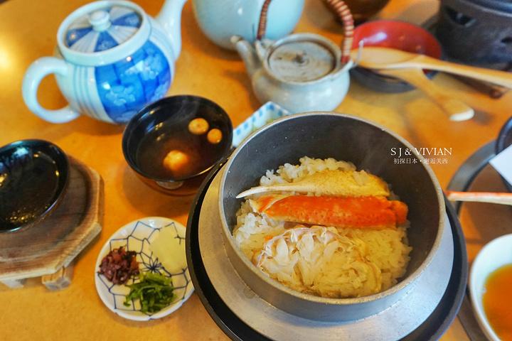 """""""▶蟹道乐螃蟹道乐是全日本最大的蟹专门料理的连锁店,以螃蟹为主要食材的料理。解决完午餐,继续出发_蟹道乐(道顿堀店)""""的评论图片"""