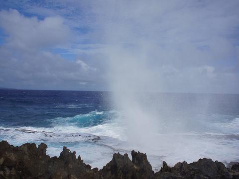喷洞旅游景点图片