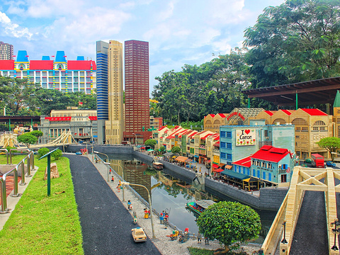 马来西亚乐高乐园旅游景点图片