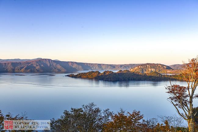 十和田湖图片