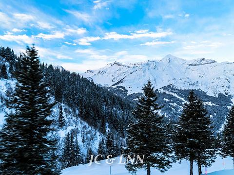 少女峰旅游景点图片