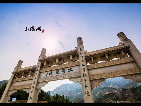小珠山古月山庄景区旅游景点图片